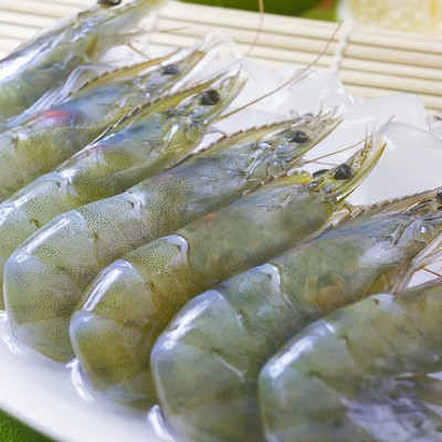 BLUE DIAMOND WHOLE PRAWN