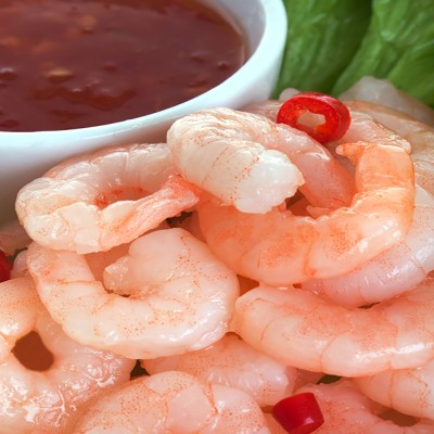 COOKED PRAWN MEAT