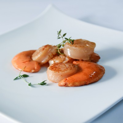 JAPANESE SCALLOPS (ROE-ON)